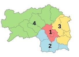 Regionalwahlkreise: Steirische Reform