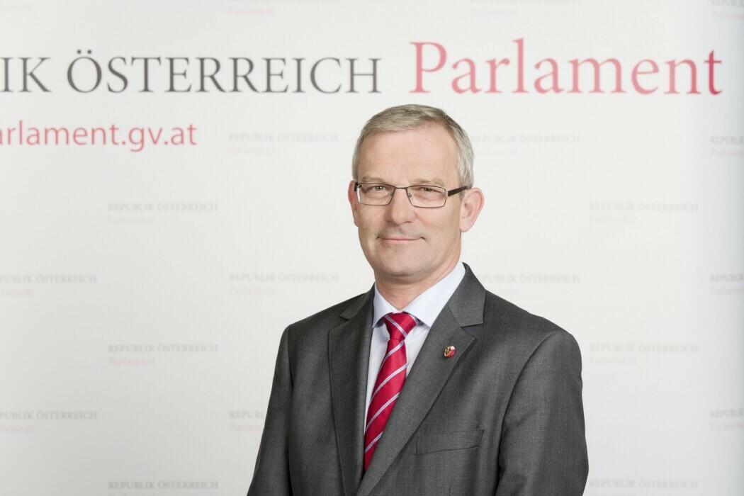 KommR Franz Kirchgatterer