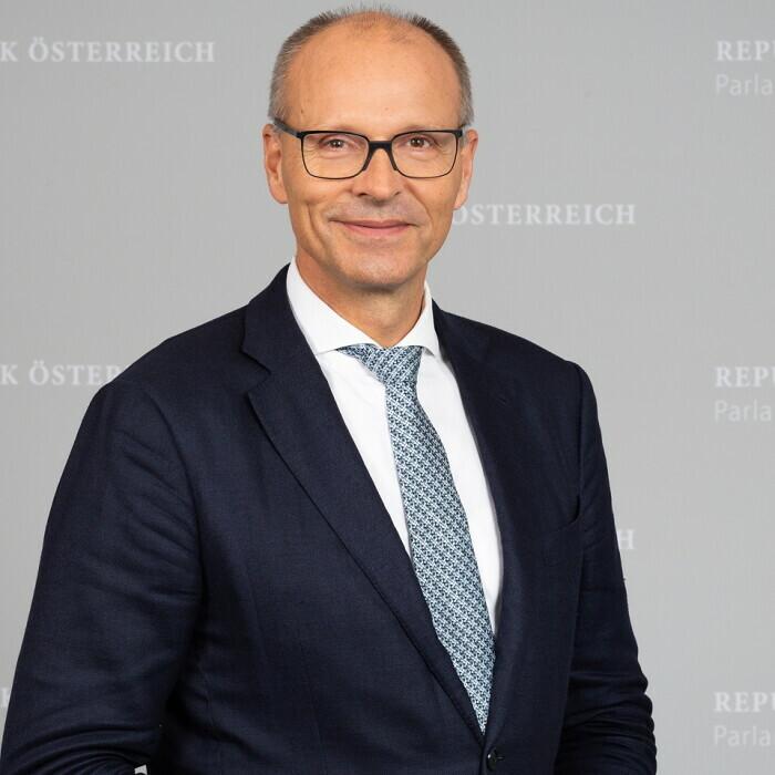 Portrait Harald Stefan