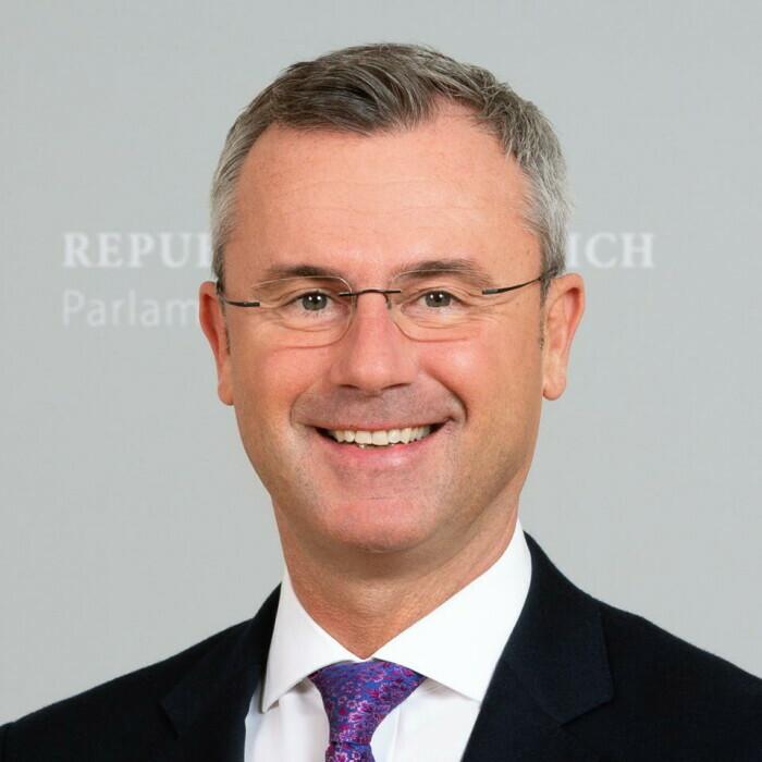Portrait Norbert Hofer