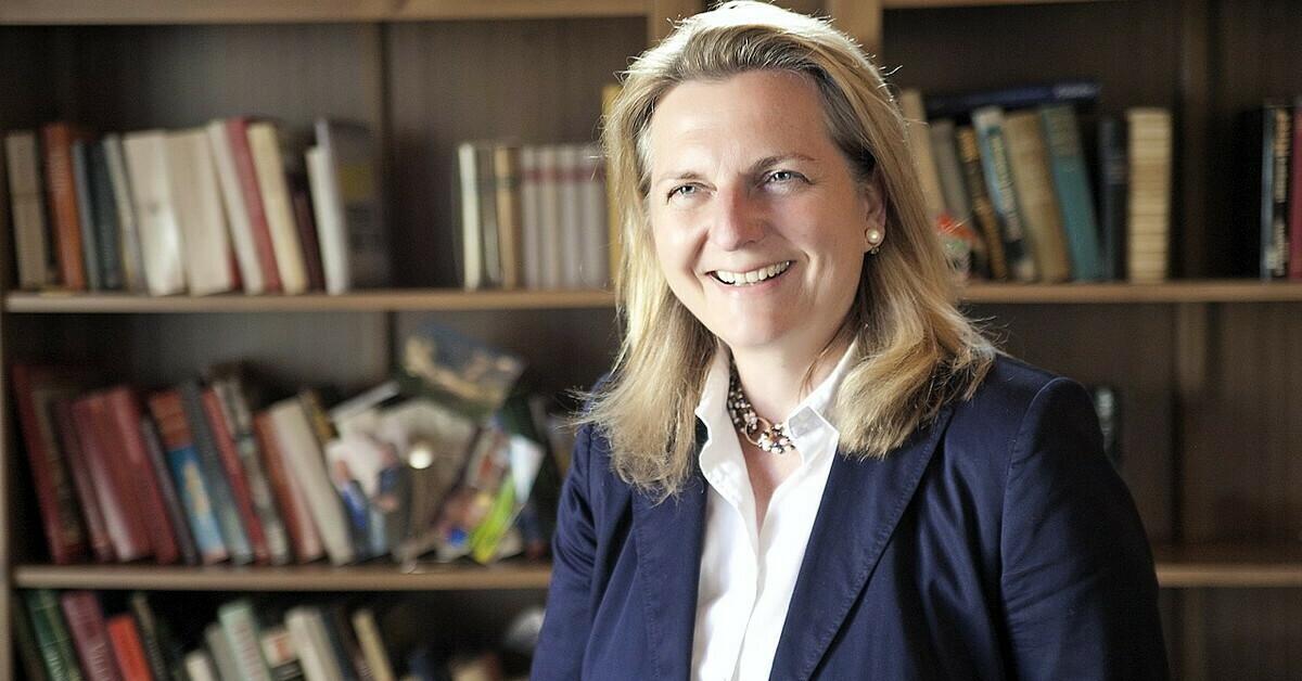 Dr. Karin Kneissl