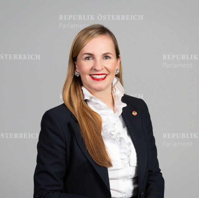 Portraitfoto von Maria Großbauer