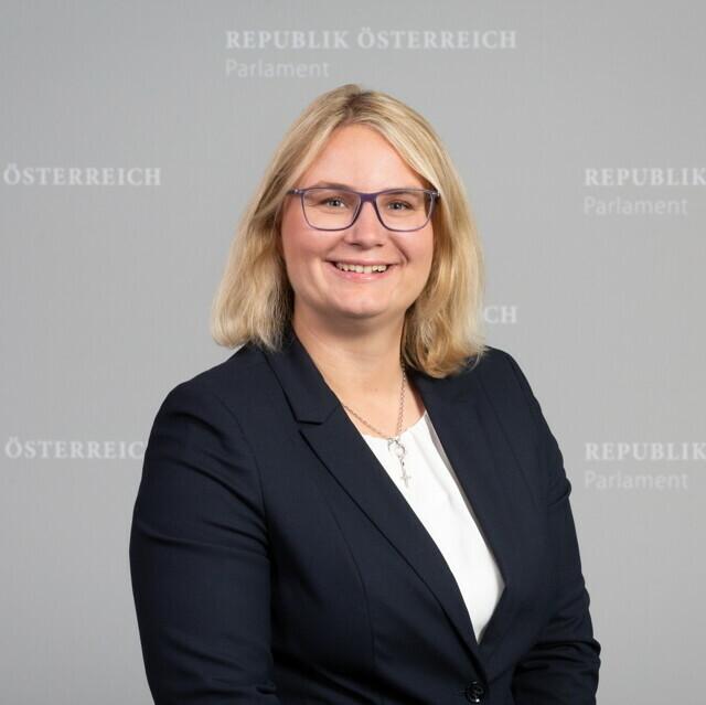Portraitfoto von Martina Kaufmann